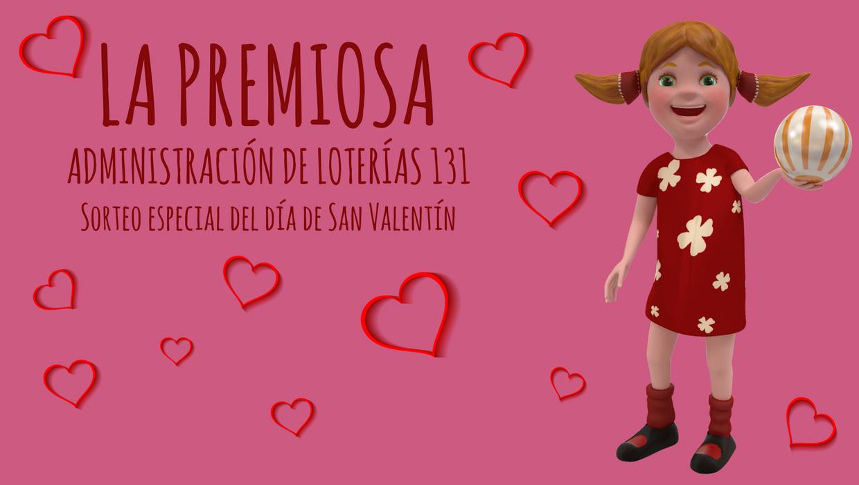 San Valentín en La Premiosa